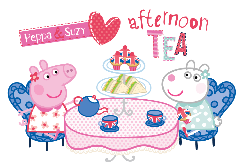 London Bus Tour for Kids - Peppa Pig Afternoon Tea Bus Tour