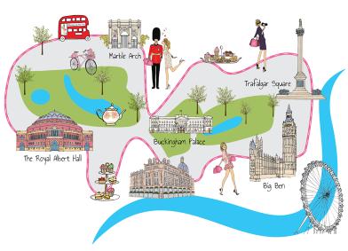 London Bus Tour Route One