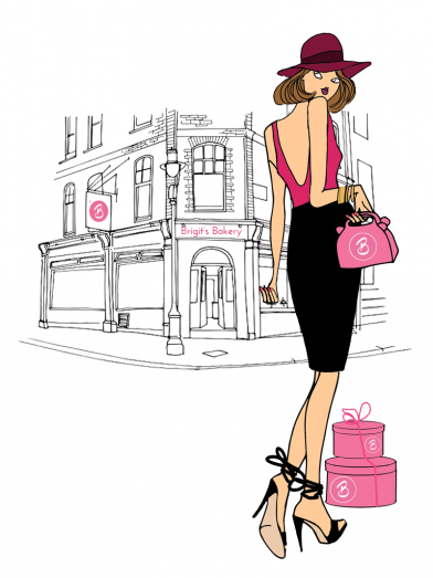 Bakery Covent Garden ext