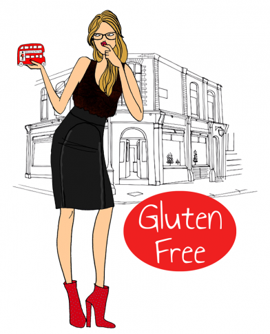 Gluten Afternoon Tea London Girl