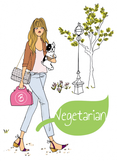 Vegetarian Afternoon Tea London girl
