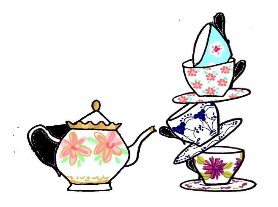 Brigit's Bakery Afternoon Tea Menus