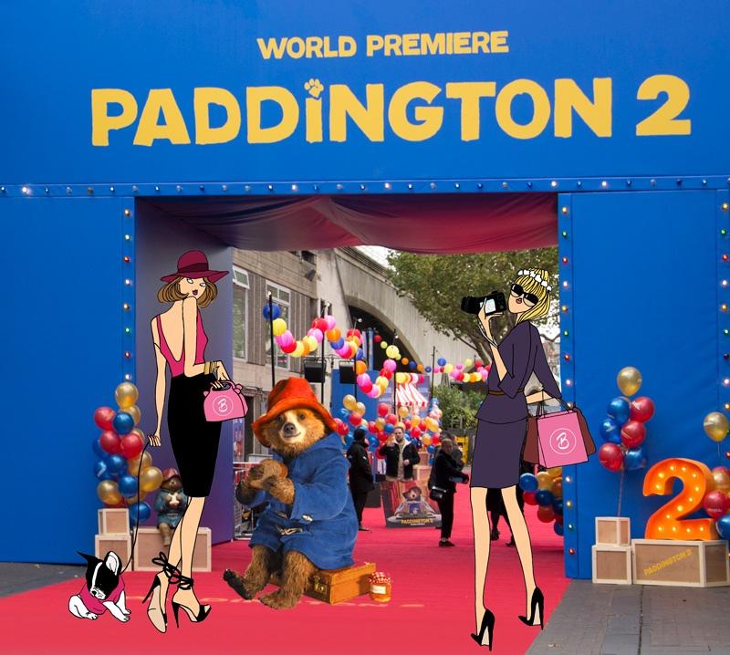 Paddington Afternoon Tea - London World Premier Paddington 2