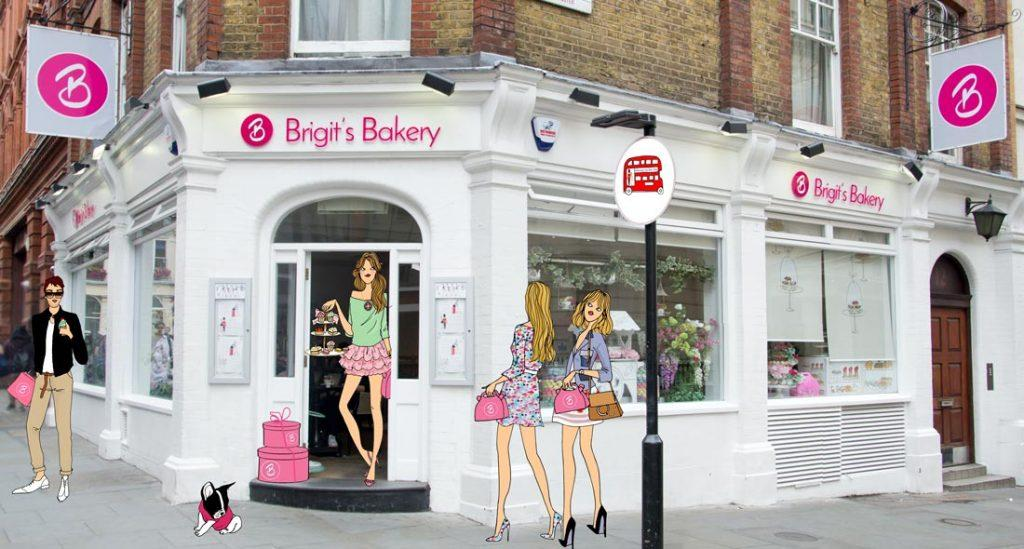 B Bakery Covent Garden - Product Launch Party Venue