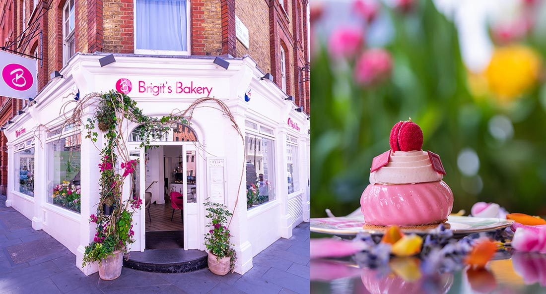Things to do in London in July: Brigit's Bakery Covent Garden