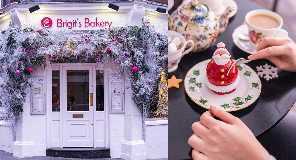 Christmas Events in London: Brigit's Bakery Covent Garden