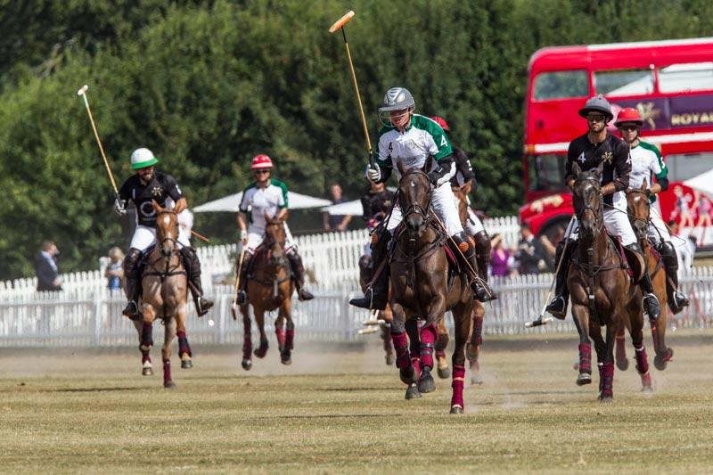 event catering london - polo with prince harry