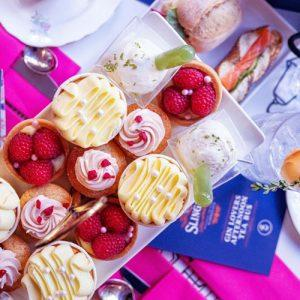 Gifts for tea lovers: Slingsby Gin Afternoon Tea Bus Tour
