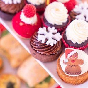 Christmas Events in London: Afternoon Tea