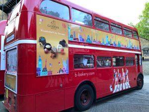 corporate events london - godiva product launch