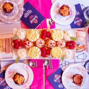 Slingsby Gin Afternoon Tea Bus Tour- Galentine's Day
