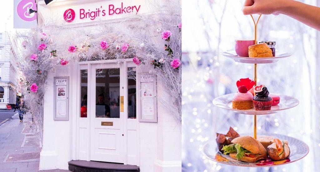 Valentine's Day Afternoon Tea Brigit's Bakery