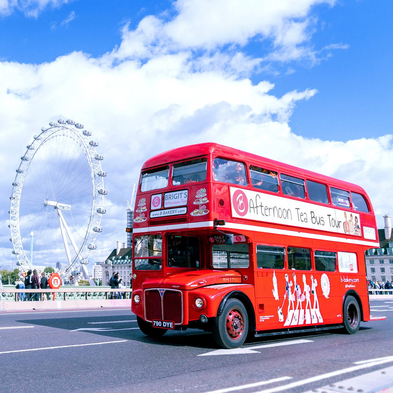 things to do in London with kids: the London Eye