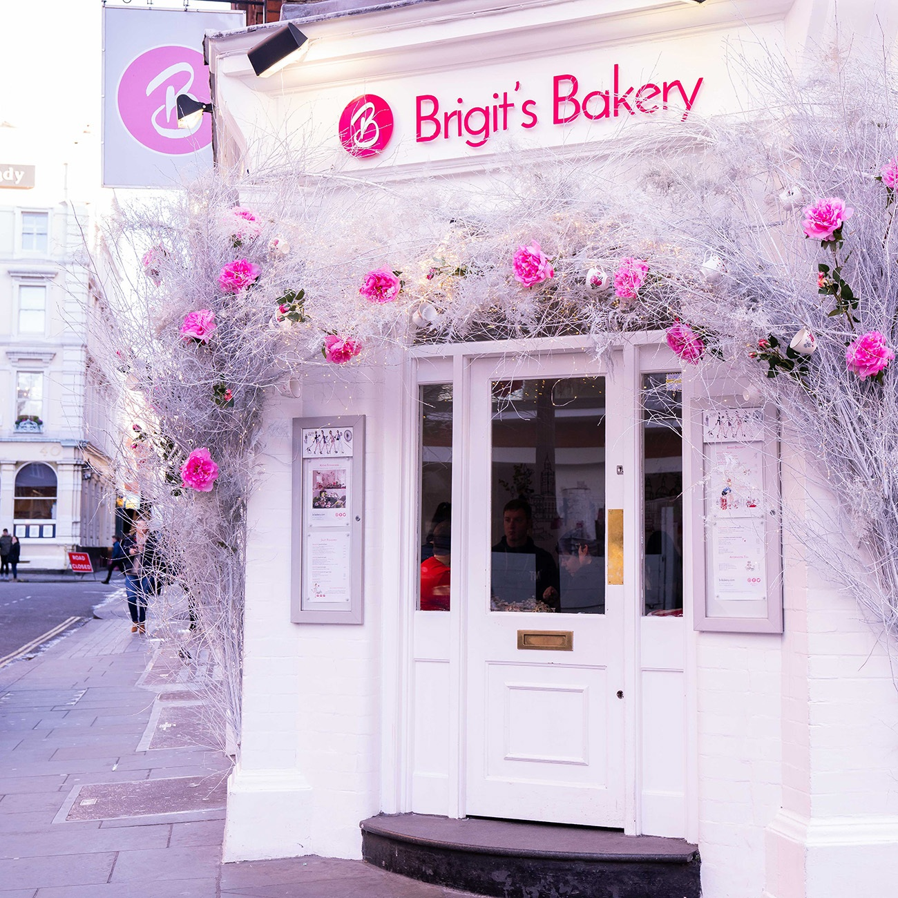 Christmas events London 2021: Brigit's Bakery Covent Garden
