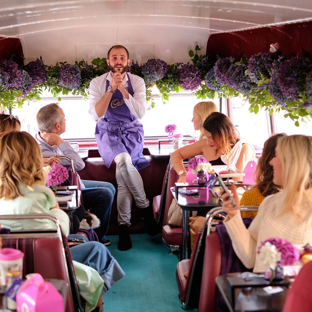 Routemaster hire for private events