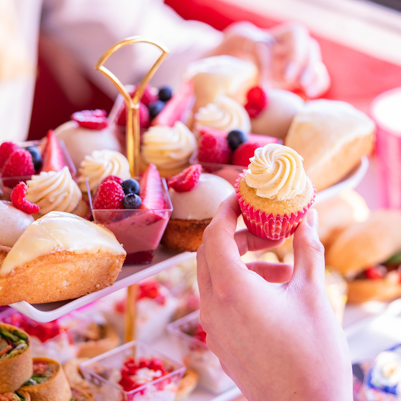 Veganuary Afternoon Tea Bus Tour