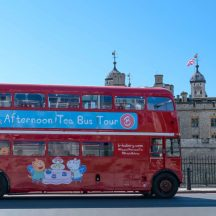 Introducing the Peppa Pig Afternoon Tea Bus Tour: a new London bus tour for kids