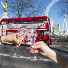 Routemaster hire - choose Brigit's Bakery for your private event