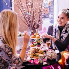 Quirky ideas for a pre-theatre dinner in London with Brigit's Bakery
