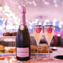 Choose Brigit's Bakery as your private Christmas party venue in London