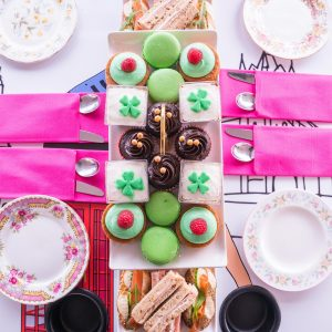 St Patricks Afternoon Tea 2