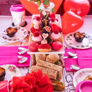 Valentines Afternoon Tea 8