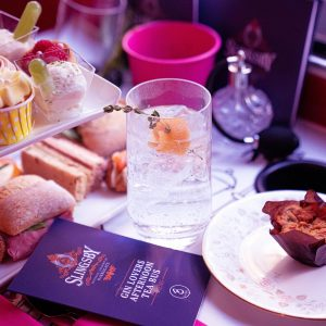 Slingsby gin afternoon tea 4