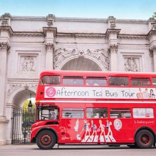 Afternoon Tea Bus 7