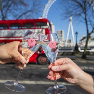 Prosecco bus tour london 3