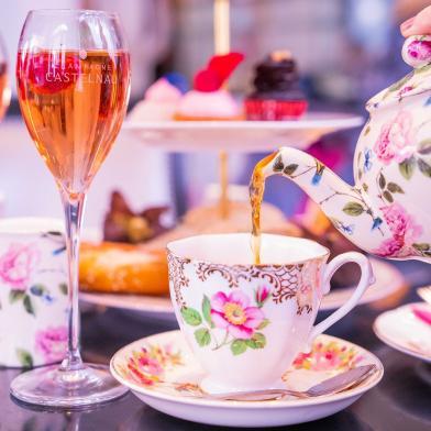 Afternoon Tea at Brigit's