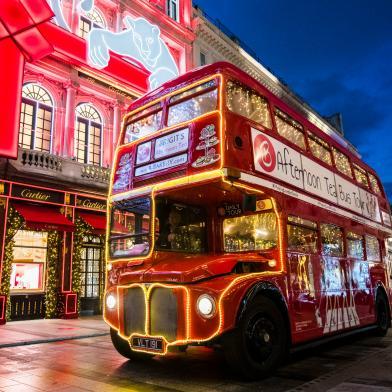 Christmas Afternoon Tea Bus Tour