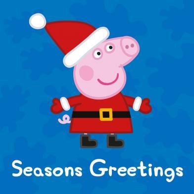 Peppa Pig Christmas Bus Tour