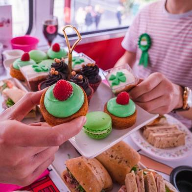 St Patrick's Day Afternoon Tea