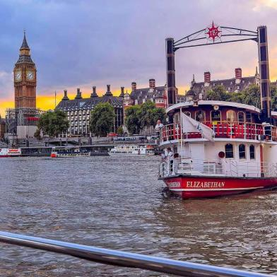 Thames Boat Party