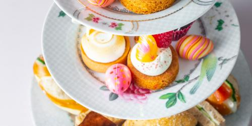 Easter Afternoon Tea Delivery