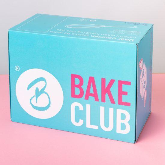 Bake Club recipe baking subscription box