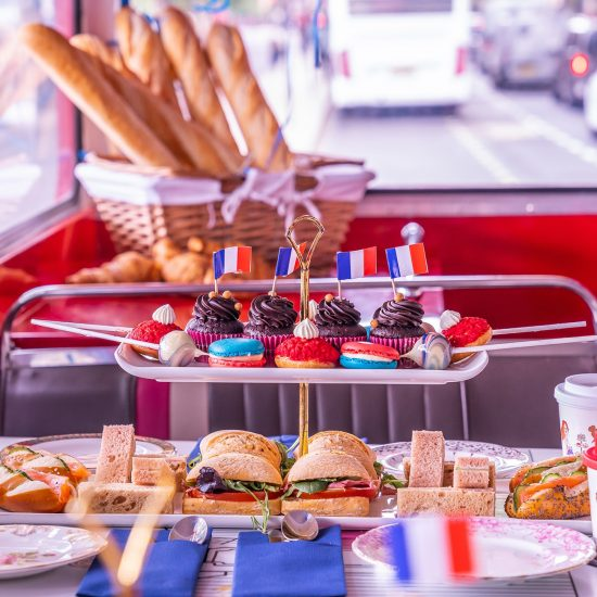 Bastille Day London Afternoon Tea 1