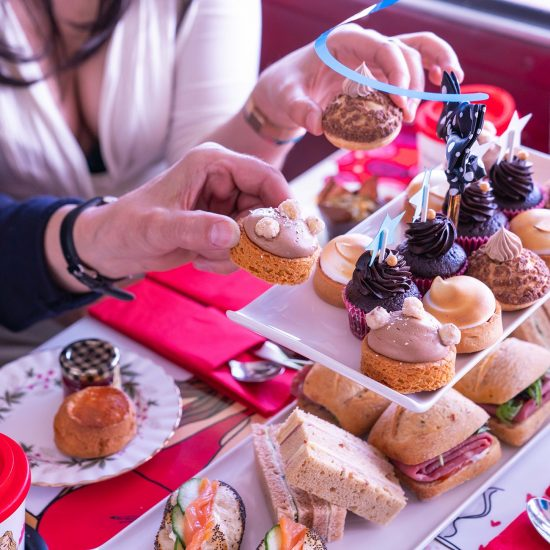 Fathers Day Afternoon Tea 2