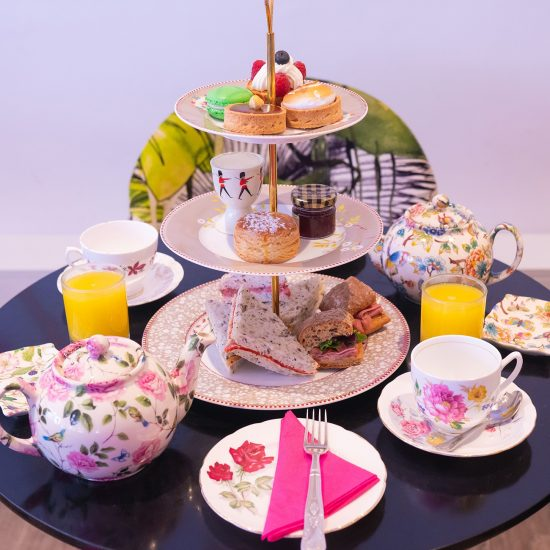 Gluten free afternoon tea london 1