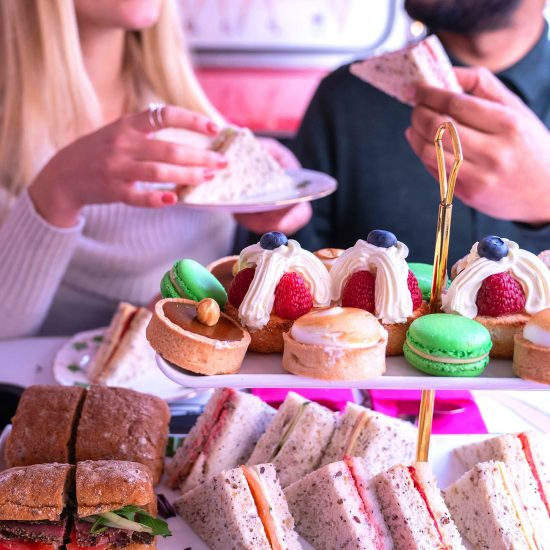 Gluten free afternoon tea london 6