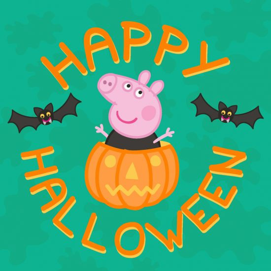 Peppa Halloween2