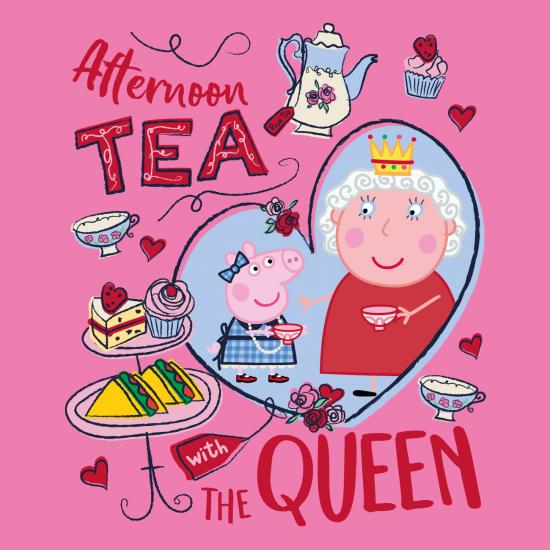 Peppa Pig Afternoon Tea Bus Tour 1