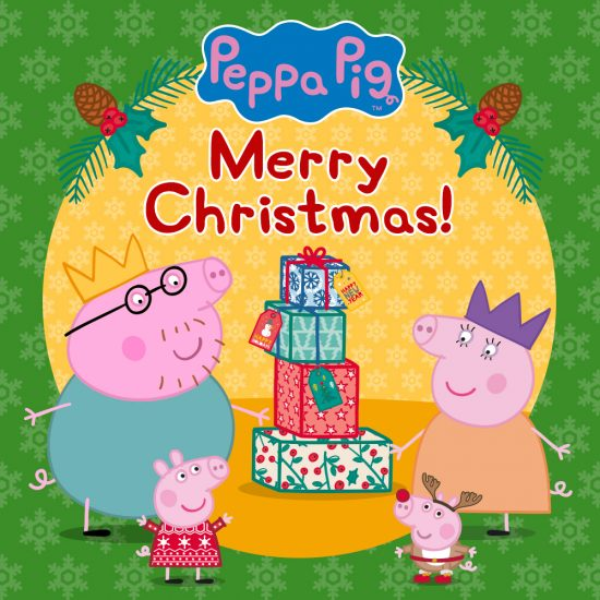 Peppa Pig Christmas in London 1