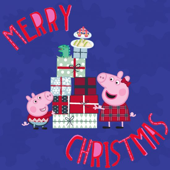 Peppa Pig Christmas in London 2