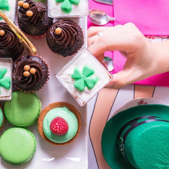 St Patricks Afternoon Tea 4