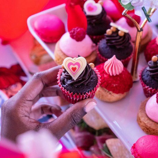 Valentines Afternoon Tea 13