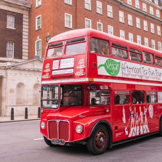 Vegan Afternoon Tea London 0