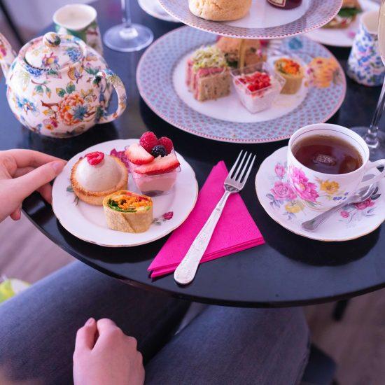 Vegan Afternoon Tea London 14