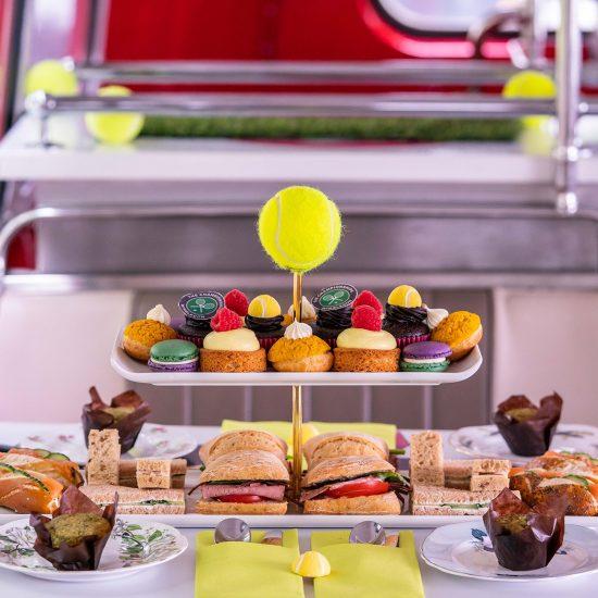 Wimbledon tennis afternoon tea 7