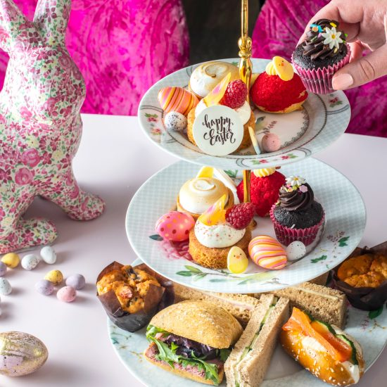 Easter afternoon tea delivery 1